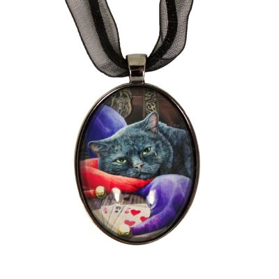 Cat Picture Pendant