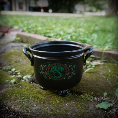 Tree of Life Pot Set