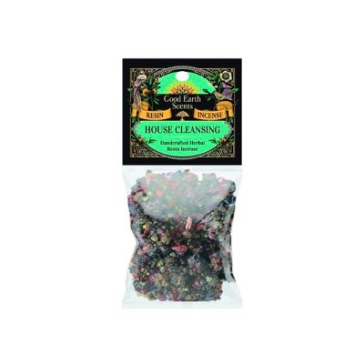 House Cleansing Resin