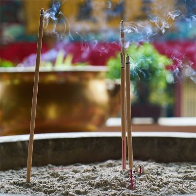 Patchouli Champa Stick Incense, 16 grams