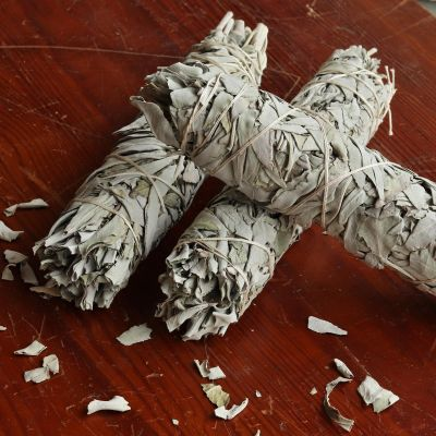 White Sage Smudge Stick, Large