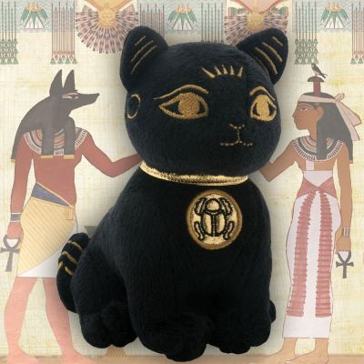 Bastet Small Plush Cat