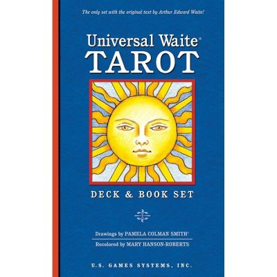 Universal Waite Tarot, Book Set