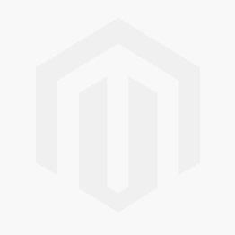 Celtic Moon Necklace with Green Gems